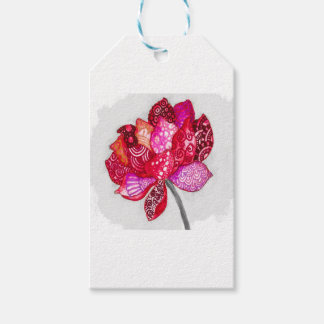 Bright Lotus Gift Tags
