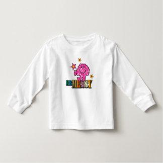 Bright Pink Mr. Messy | Sparkling Stars Shirts
