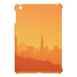 Bright San Francisco sunset. iPad Mini Covers