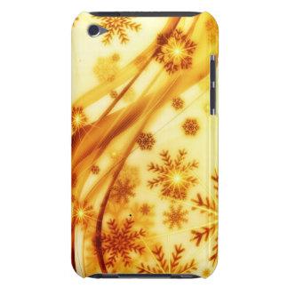 Bright Snowflake iPod Case-Mate Cases