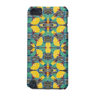 Brightly Colored Art Deco Pattern iPod Touch 5G Cases