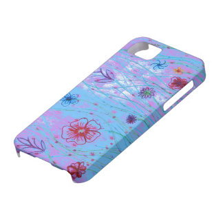 Brightly coloured iPhone case iPhone 5 Case