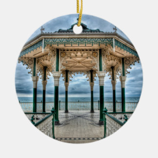 Brighton Bandstand, England Christmas Ornament