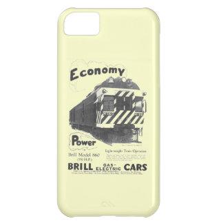 Brill Light-Weight Passenger Train 1932 iPhone 5C Case