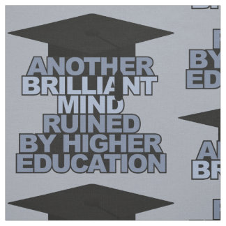 BRILLIANT mind custom fabric