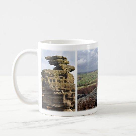 Brimham Rocks Coffee Mug