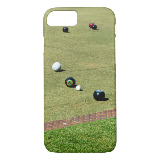 Bring_It,_Lawn_Bowls,_Barely There iPhone 7 Case