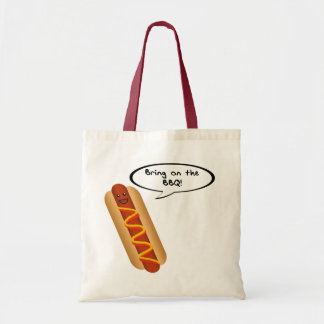 Bring-on-the-BBQ! Tote Bag
