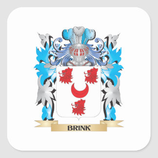 Brink Coat of Arms Sticker