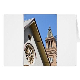 BRISBANE CITY QUEENSLAND AUSTRALIA CARD