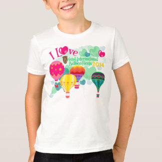 Bristol Balloon Fiesta Boy's Tee Shirt