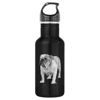 British Bulldog 532 Ml Water Bottle