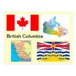 British Columbia Canada Postcard