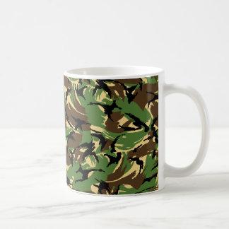 British DPM Camo Coffee Mug