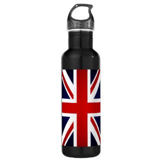 British Flag 710 Ml Water Bottle