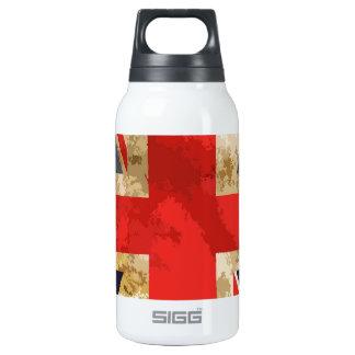 British Flag Design Insulated Water Bottle