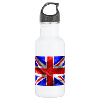 British Flag Stainless Steel Water Bottle 532 Ml Water Bottle