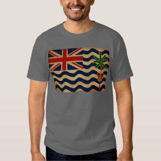 British Indian Ocean Territories Flag T-shirts