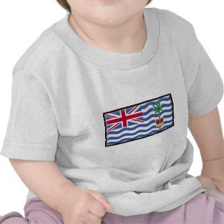 British Indian Ocean Territory Flag Shirts