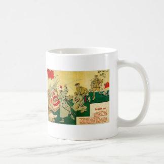 British Intervention Poster Coffee Mug