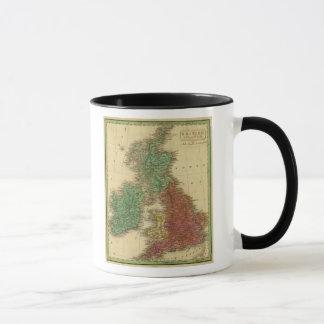 British Islands 4 Mug