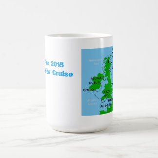 British Isles Mug