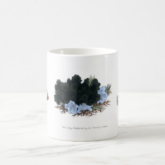 British Lichens III Coffee Mug