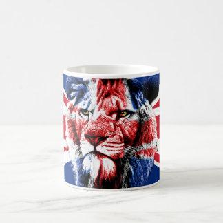 British Lion Mug