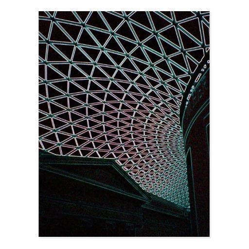 British Museum Postcard