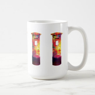 British Post Box Mug
