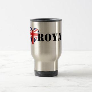British Royal Travel Mug