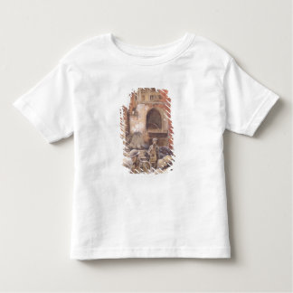 British Soldiers in the Ruins of Peronne, 1917 Toddler T-Shirt