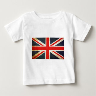 British Union Flag Baby T-Shirt