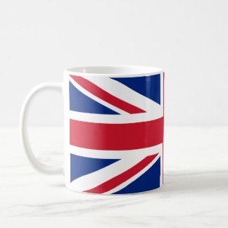 British Union Jack Coffee Mug