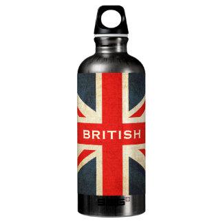 British Union Jack Workout Bottle SIGG Traveller 0.6L Water Bottle