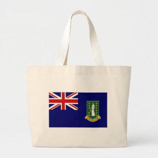 BRITISH VIRGIN ISLANDS TOTE BAGS