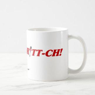 BRITT-CH! COFFEE MUG