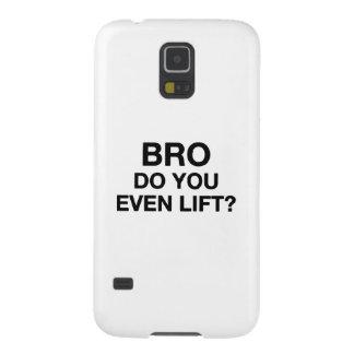 Bro, Do You Even Lift? Galaxy S5 Cover