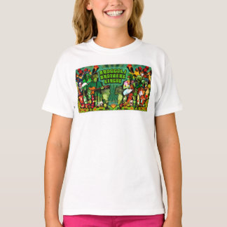 Broccoli Brothers Circus t-thirt T-Shirt