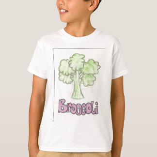 broccoli by imagining victoria T-Shirt