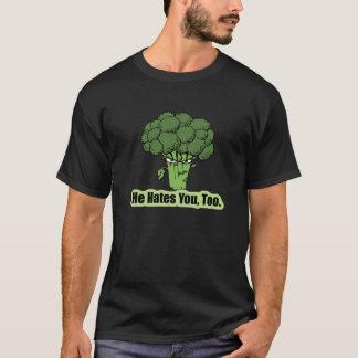 Broccoli Hates You T-Shirt