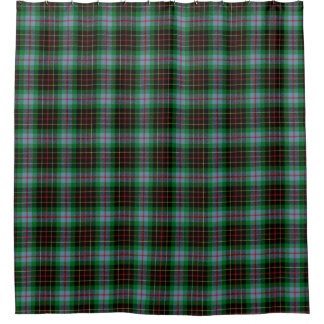 Brodie Hunting Tartan Shower Curtain