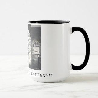Broken But Not Shattered Mug
