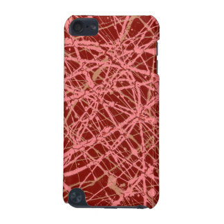 BROKEN STRINGS (an abstract art design) ~ iPod Touch 5G Cases