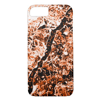 Broken Tangerine iPhone 7 Case