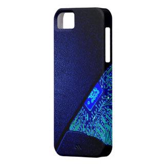 Broken Tech - Blue Case