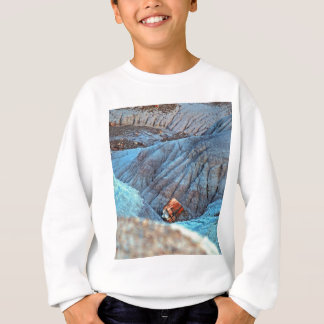 """Broken Wood in Blue Canyon"" collection Sweatshirt"