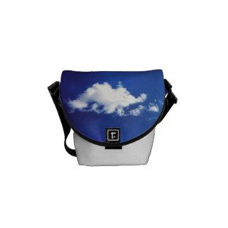 Brontosaurus Cloud Messenger Bag