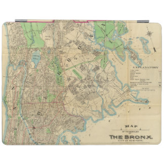 Bronx, New York iPad Cover