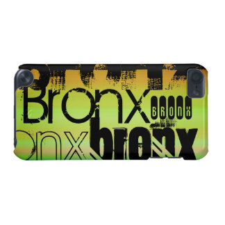 Bronx; Vibrant Green, Orange, & Yellow iPod Touch 5G Case